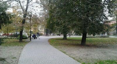 Photo of Park Husův sad at Husův Sad, Ostrava 702 00, Czech Republic