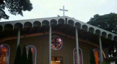 Photo of Church Paróquia Sagrada Família at R. Pe. Rodolfo, 28, São José dos Campos 12243-080, Brazil