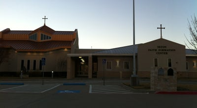 Photo of Church Seton Faith Formation Center at 3100 W Spring Creek Pkwy, Plano, TX 75023, United States