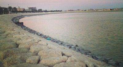 Photo of Beach Qatif Corniche | كورنيش القطيف at Majidya, Al Qatif, Saudi Arabia