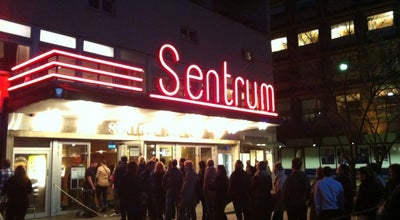 Photo of Music Venue Sentrum Scene at Arbeidersamfunnets Plass 1, Oslo 0181, Norway