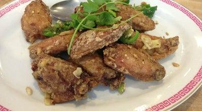Photo of Chinese Restaurant New Hong Kong Menu at 667 Commercial Street, San Francisco, CA 94111, United States