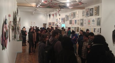 Photo of Art Gallery Galerie F at 2381 N Milwaulkee, Chicago, IL 60647, United States