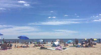 Photo of Beach Asbury Park Beach at 2nd Ave at Asbury Park, NJ, United States