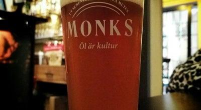 Photo of Wine Bar Monks Wine Room at Lilla Nygatan 2, Stockholm 111 28, Sweden