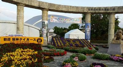 Photo of Baseball Stadium 宜野座村野球場 at 宜野座188, 国頭郡宜野座村 904-1302, Japan