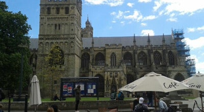 Photo of Plaza Cathedral Green at Cathedral Green, Exeter EX 1 1, United Kingdom
