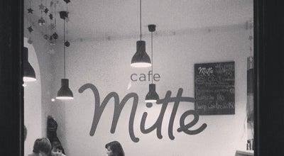 Photo of Cafe Mitte at Ул. Рубинштейна, 27, Санкт-Петербург 191001, Russia