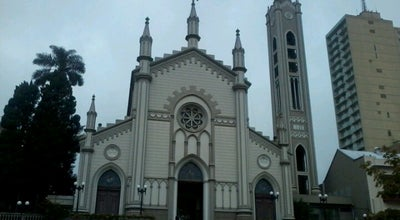 Photo of Church Catedral Caxias do Sul at R. Sinimbu, Caxias do Sul 95020-520, Brazil