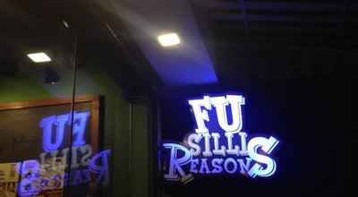Photo of Italian Restaurant Fu Silli Reasons at Ormes Road, Chennai, India
