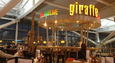 Photo of Restaurant Giraffe at At Terminal 5, Hounslow TW6 3XZ, United Kingdom
