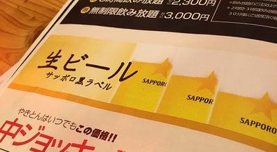 Photo of BBQ Joint 炭火やきとん益次郎 at 車塚町2-19-1, 防府市, Japan