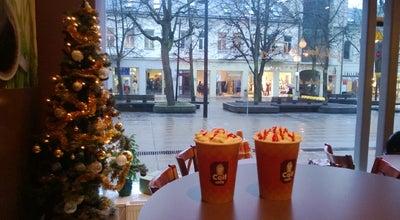Photo of Coffee Shop Caif cafe at Laisvės Al. 50, Kaunas, Lithuania