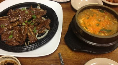 Photo of Korean Restaurant Ohana at 2501 Texas Ave S, College Station, TX 77840, United States