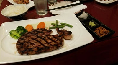 Photo of Steakhouse Bashamichi Steak and Seafood at El Camino Real 1390, Millbrae, CA 94030, United States