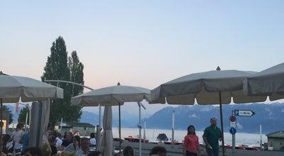 Photo of Restaurant Restaurant du port d'Ouchy at Bord Du Lac, Lausanne, Switzerland