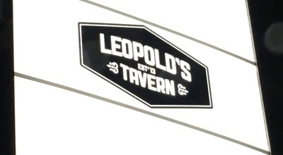 Photo of Gastropub Leopold's Tavern at 3735 E Quance St, Regina, SK S4V 3A4, Canada