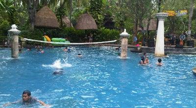 Photo of Water Park Water Boom Lippo Cikarang at Jl. Madiun Kav. 115, Bekasi 17550, Indonesia