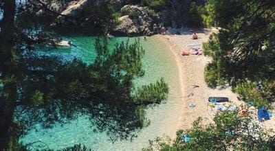 Photo of Beach Brela Beach at Brela, Croatia