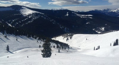 Photo of Ski Area Blue Sky Basin at At Vail Mountain, Vail, CO 81649, United States