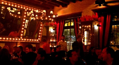 Photo of French Restaurant Dirty French at 180 Ludlow St, New York City, NY 10002, United States