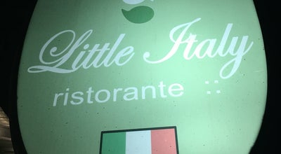 Photo of Italian Restaurant Little Italy at Vadodara, India