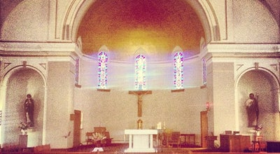 Photo of Church St. Patrick's Church at 705 Main St, Cedar Falls, IA 50613, United States