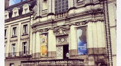 Photo of Art Museum Chapelle de l'Oratoire at Place De L'oratoire, Nantes 44000, France