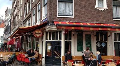 Photo of Bar Café Fonteyn at Nieuwmarkt 13-15, Amsterdam 1011 JR, Netherlands