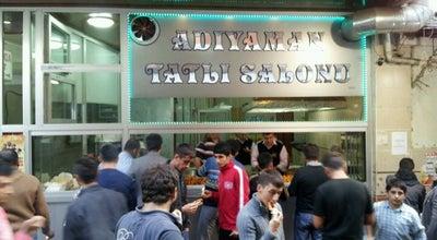 Photo of Dessert Shop Adıyaman Tatlı Salonu at Sümer Meydanı, Adıyaman, Turkey