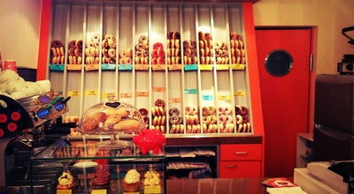 Photo of Donut Shop Boogie Donuts & Coffee Munich at Blumenstraße 1, Munich 80331, Germany
