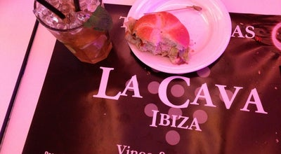 Photo of Tapas Restaurant La Cava at Passeig De Vara De Rey, 4, Eivissa 07800, Spain