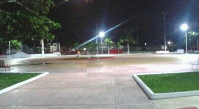 Photo of Basketball Court Parque Del Bosque at Chetumal 77019, Mexico