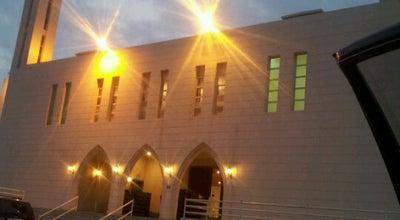 Photo of Mosque جامع حمد المبارك at Saudi Arabia
