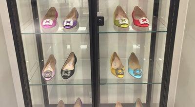 Photo of Boutique Manolo Blahnik @ Harrods at 87-135 Brompton Rd, United Kingdom