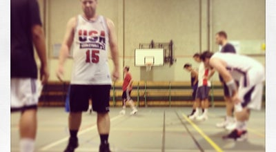 Photo of Basketball Court B.C Oupeye at Belgium