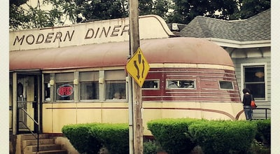 Photo of Diner Modern Diner at 364 East Ave, Pawtucket, RI 02860, United States