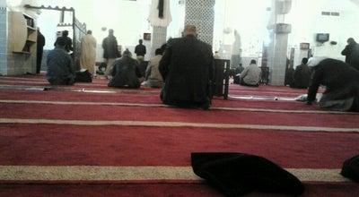 Photo of Mosque Mosquée Maarif at Casablanca-Anfa, Morocco