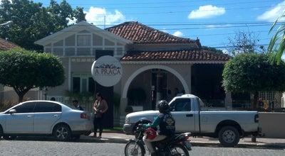 Photo of Brazilian Restaurant A Praça: Bar e Restaurante at Centro, Timbaúba., Brazil