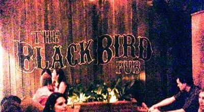 Photo of Pub The Black Bird Pub at R. Maj. José Inácio, 2206, São Carlos 13560-160, Brazil