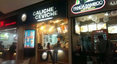 Photo of Seafood Restaurant Caliche Ceviche at Centro Comercial Fundadores, Colombia