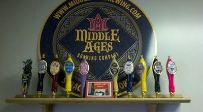 Photo of Brewery Middle Ages Brewing Company at 120 Wilkinson St, Syracuse, NY 13204, United States