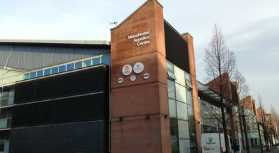 Photo of Pool Manchester Aquatics Centre at 2 Booth St. East, Manchester M13 9SS, United Kingdom