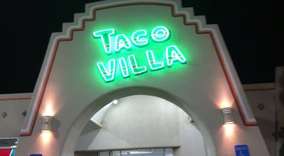 Photo of Fast Food Restaurant Taco Villa at 4401 Andrews Hwy, Midland, TX 79703, United States