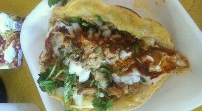 """Photo of Mexican Restaurant Tacos de birria """"La Comadre"""" at Juarez, Los Mochis, Mexico"""
