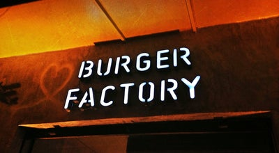 Photo of Burger Joint Burger Factory at 114, 26 Of July St., Zamalek, Egypt