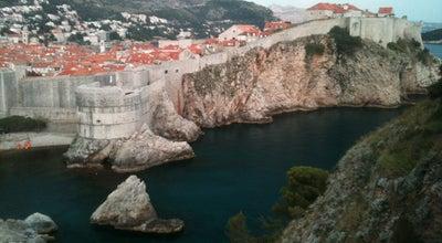 Photo of Historic Site Tvrđava Lovrijenac (Fort Lovrijenac) at Ulica Od Tabakarije 29, Dubrovnik 20000, Croatia
