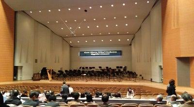 Photo of Concert Hall 相模女子大学グリーンホール at 南区相模大野4-4-1, 相模原市 252-0303, Japan