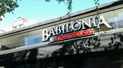 Photo of Gastropub Babilônia Gastronomia & Cia at Al. Dom Pedro Ii, 541, Curitiba 80420-060, Brazil