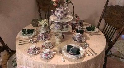 Photo of Tea Room Barbara's Tea house at 7491 Etiwanda Ave, Rancho Cucamonga, CA 91739, United States
